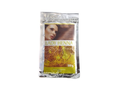 Маска для волос Амла 100 г Леди Хенна
