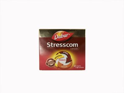 Бад стресском дабур Stresscom 120 капс Dabur