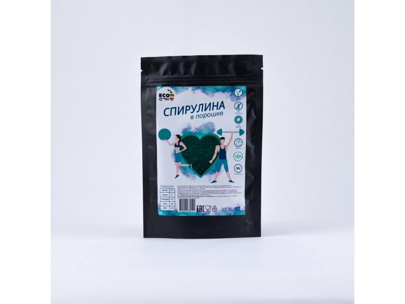 Спирулина порошок 50 г organic