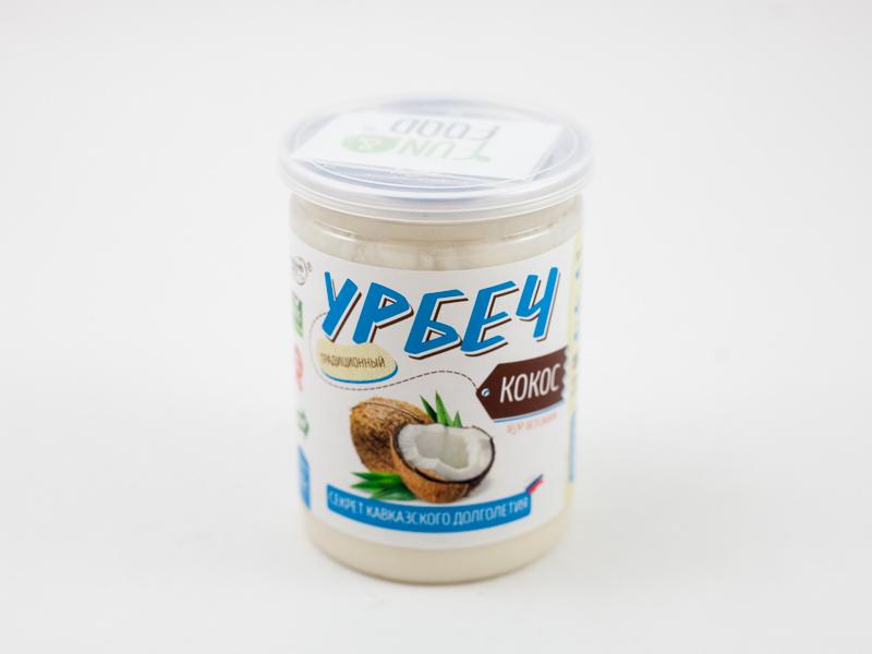 Урбеч из кокоса 230 г Фан Энд Фуд