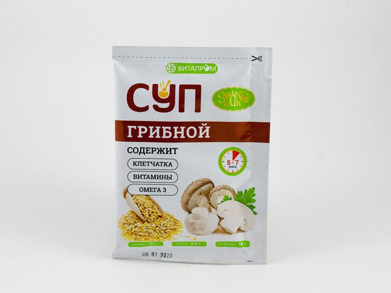 Суп сухой грибной 20 г Витапром