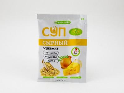 Суп сухой сырный 20 г Витапром