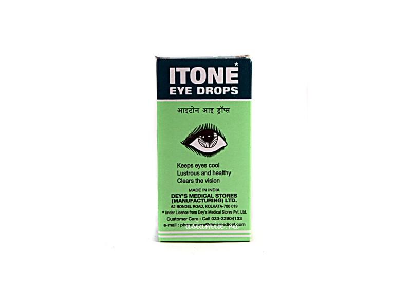 Аюрведические глазные капли айтон ITONE10 мл