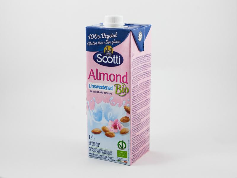 Напиток миндальный несладкий 1 л Riso Scotti