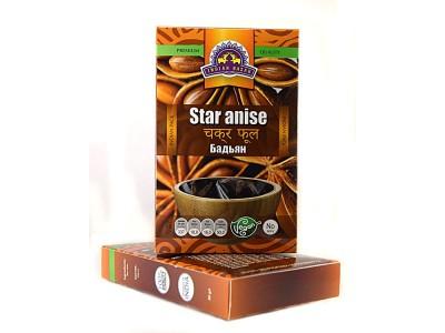 Бадьян 50гр INDIAN BAZAR коробка