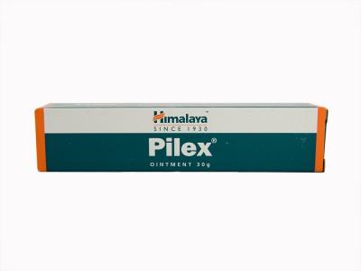 БАД Himalaya Pilex пилекс мазь 30г в тубе