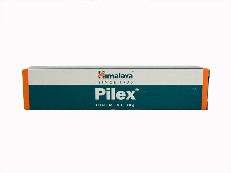 БАД Himalaya Pilex forte пилекс мазь 30г в тубе